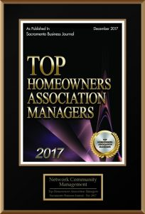 Top Homeowners Association Managers